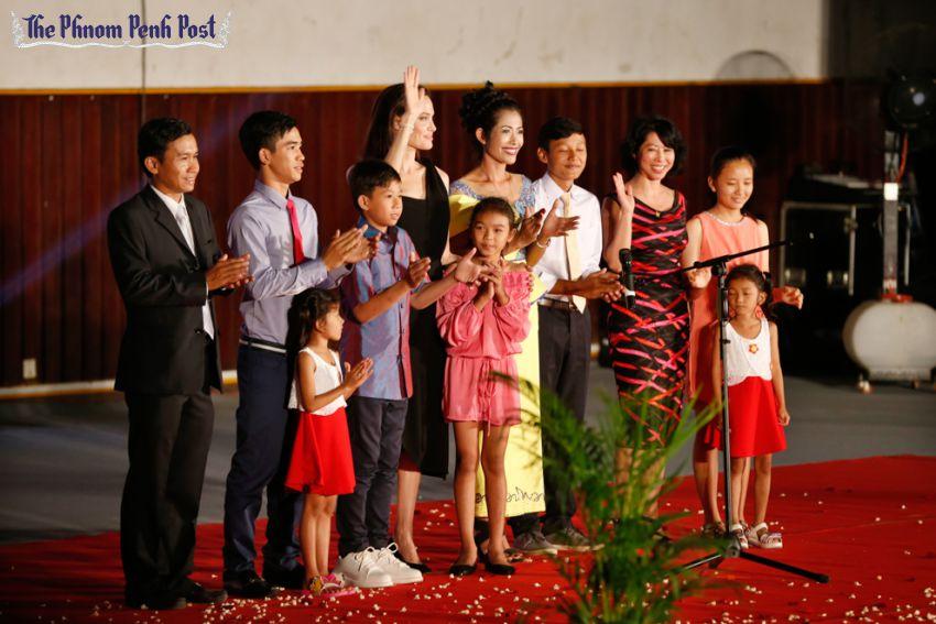 Phnom Penh Movie Premiere